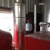 Warmte wisselaar olie kachel